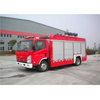 Quality Three Seats Light Fire Truck for sale