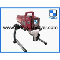 Quality electric plunger airless paint sprayer for sale