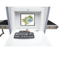 Quality Airport Cargo X Ray Baggage Scanner Secure Access Key 40 Hours Working Hours for sale