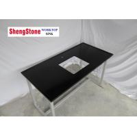 Quality Marine Edge Epoxy Resin Countertops Custom Chemical Resistant Table Top for sale