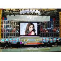 Quality IP40 Indoor Rental LED Display Led Electronic Billboards For Stage / Schools for sale