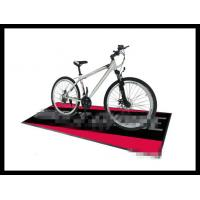 Quality Bicycle And Motorcycle Printed Logo Carpet Mat for sale