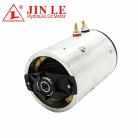 Electric Small Brushed Dc Motor ZD293A 24 V 2.2 KW CCW Rotation 2750 RPM