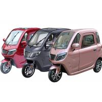 Quality 1500W EEC/COC Certificate 3 Wheel Cabin Trike OEM Color ABS Hnad Brake for sale