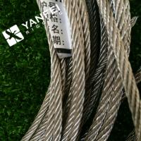 Quality Stainless Steel /AISI304 or 316 Steel Wire Rope for Crane for sale