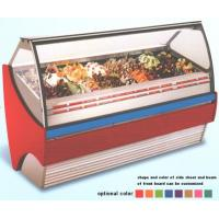 Quality 1920*1050*1300mm Length Ice Cream Display Freezer 600L Temperature -16 ~ -20℃ for sale