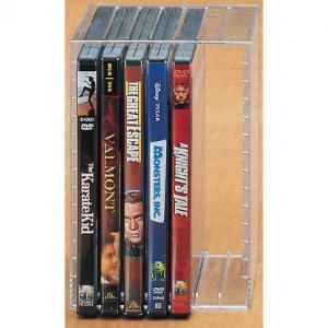 China POP clear acrylic cd display racks on sale