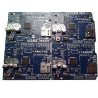 Aluminum Base Custom Circuit Board Printing and PCB Design For Routing System