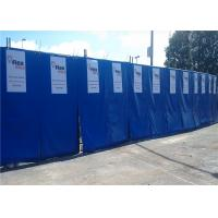 Quality Temporary Highway Noise Barriers 40dB noise reduction Minimum 5 year life for residential for sale