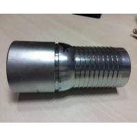 Quality NPT Standard King Combination Pipe Nipple Steel Plated, KC Nipple for sale