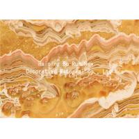 Quality Real Jade Effect Heat Transfer Foil Hot Stamping Film for sale