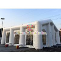Quality Big Event LED Outdoor Inflatable Tent With Commercial PVC Tarpaulin for sale