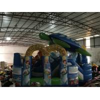 Buy cheap Inflatable undersea world themed jumping combo inflatable hot sale jumping from wholesalers