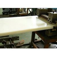 Quality Cast Or Extrude Colored Plastic Sheet With 100% Virgin Nylon PA6 Material for sale