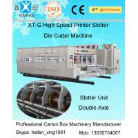 Quality Fully Automatic Corrugated Carton Box Rotary Die Cutting Machine 30kw for sale