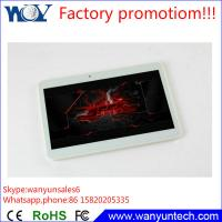 Quality Cheap Android phone 10.1 inch Phablet build in 2G calling function for sale
