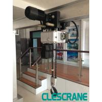 Electric hoist and winch on sale, Electric hoist and winch - clescrane