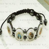 Quality Fashion Jewelry Shamballa Bangle/Bracelet with Pictures Ljh0014 for sale