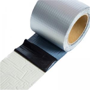 Quality Aluminum Foil Butyl Rubber Waterproof Roof Tape Sealing Repair Roof Waterproof Butyl rubber Tape for sale