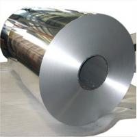 Buy cheap Double Zero Aluminum Foil Roll CurtainWallPlate For Decoration , Covering from wholesalers