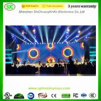 Buy cheap Eachinled Inside Usage P2 Indoor Rental LED Display,Stage Trade Show Video Full Color LED Display from Wholesalers