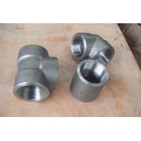 Quality Forged Threaded 3000Lb Socket Weld Fittings Reducing Coupling for sale