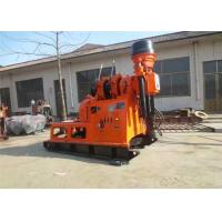 Quality Water Well Borehole Drilling Rig , Water Drilling Equipment ISO Approved for sale