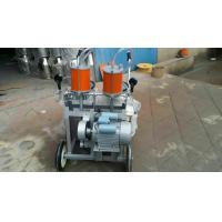 Quality Corrosion Resistance Single Cow Milking Machine 1 Year Warranty 220V for sale