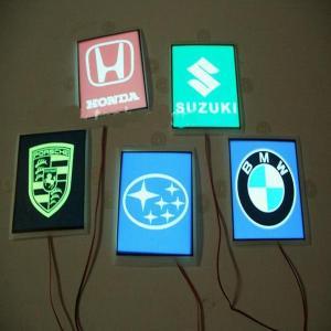 China high bright customized car sticker/ car logo sticker/ sticker for car on sale