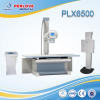 China Dual focus tube chest Xray equipment PLX6500 on sale