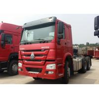 Quality Single Sleeper Cab Single Drive Prime Mover 336HP Diesel Engine Ten Wheels for sale