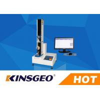 Quality Bend / Peel / Tensile Strength Test Equipment 5KN With Computer Display for sale