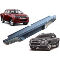 Quality Automobile Spare Parts OE Style Rear Bumper Bar For ISUZU D-MAX 2012 2016 for sale