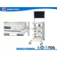 Buy cheap Endoscope Trolley with Adjustable Stand / Medical Trolley Caster Wheel (GT-WT06) from Wholesalers