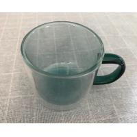 Quality OEM Tableware Decorative Glass Cup with Wholesale Price for sale