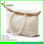 Quality cheap white paper straw handbag custom beach bags for sale
