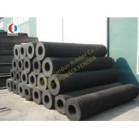 Quality Black Cylindrical Rubber Fender for sale