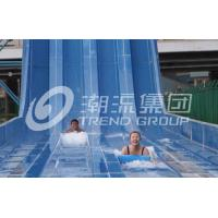 China Hot Sale Outdoor Fiberglass Water Slides for Adult Used in Amusement Waterpark on sale