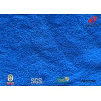 China Anti - Static Sports Jersey Material , Polyester Double Knit Fabric By The Yard on sale