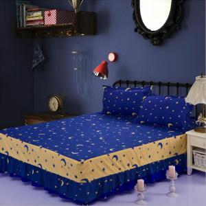 China Customized bedding king sized mandala wedding printed bedspread on sale