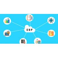 China SaaS Based ERP Platform for Custom Business Solution / Payroll Service on sale