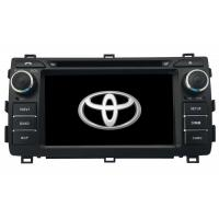 Quality TOYOTA AURIS 2013 2014 Android 9.0 Car Radio Car Multimedia Autoradio Bluetooth Player Support DAB TYT-7534GDA for sale