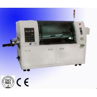 Quality Wave Tin Welding Machine  Wave Soldering Machine For PCB Assembly Line for sale