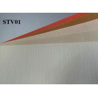 Quality vertical blind fabric 89/100/127mm  polyester STV01 for sale