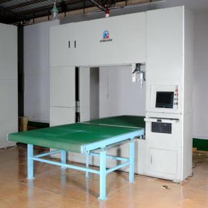 China Vertical CNC Industrial Hot Wire Foam Cutter , Foam Die Cutting Machine on sale
