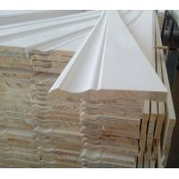 Quality construction buildings, primed wood moulding, baseboard for sale