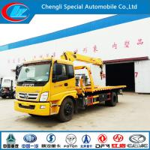 Quality Foton 4X2 Crane Truck for sale