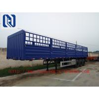 Quality High Column 3 AXLES Tank Semi Trailer Trucks CTY9400CLX ISO 9001-2000 for sale