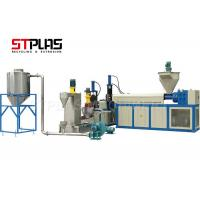 Quality HDPE plastic scrap recycling machine for washing line company with 100-1000kg/h capacity for sale
