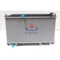 Quality Cooling Effective Aluminum NISSAN Radiator , custom auto radiator Oil cooler for sale